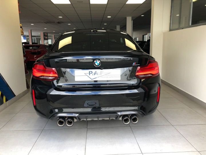 BMW M2 (F87) 3.0 410CH COMPETITION M DKG EDITION HERITAGE Noir Occasion - 8