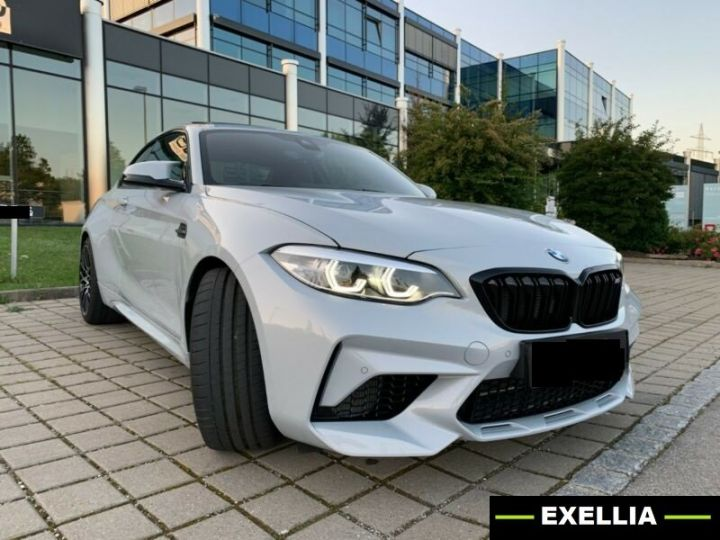 BMW M2 M2 COMPETITION DKG GRIS HOCKEINHEIM Occasion - 6