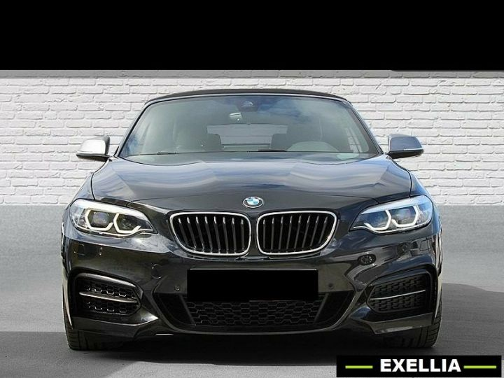 BMW M2 M240i xDrive Cabrio  NOIR PEINTURE METALISE  Occasion - 4
