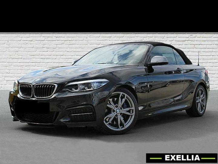 BMW M2 M240i xDrive Cabrio  NOIR PEINTURE METALISE  Occasion - 7