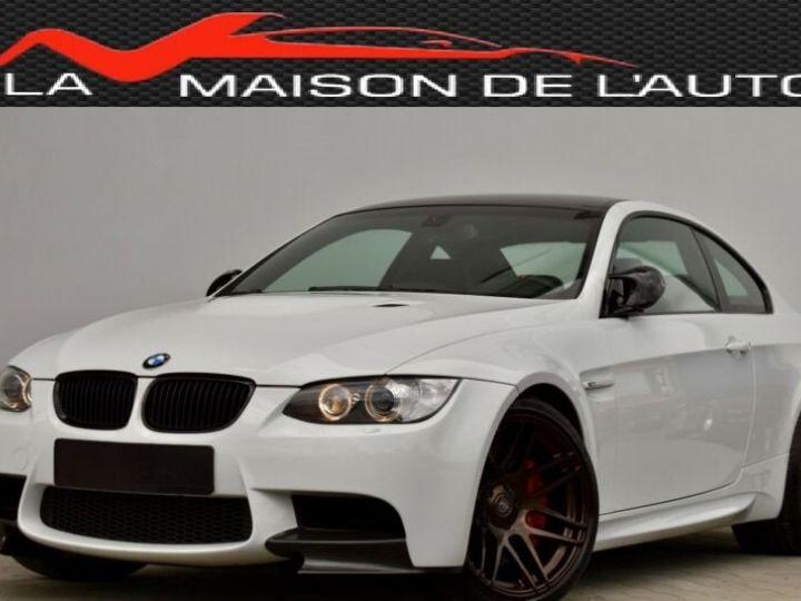 BMW M3 BLANC - 1