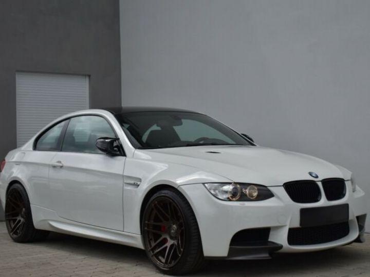 BMW M3 BLANC - 2