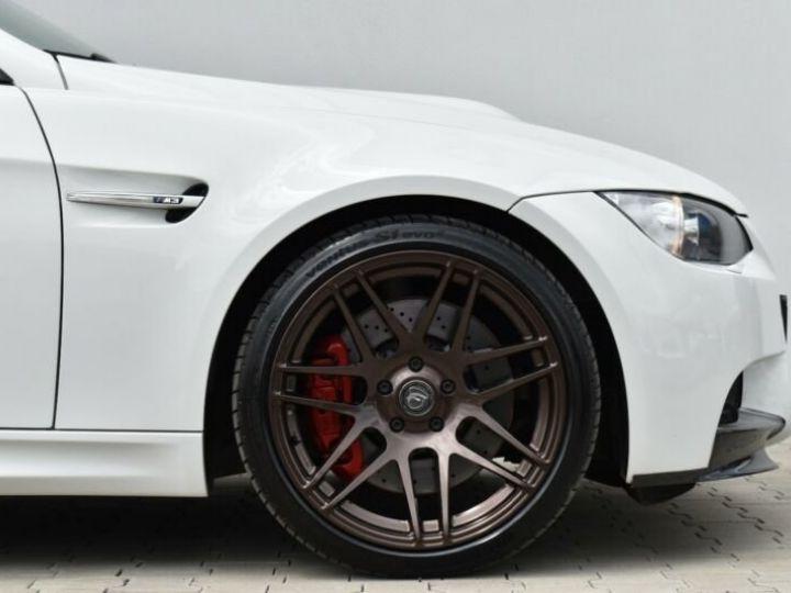 BMW M3 BLANC - 3