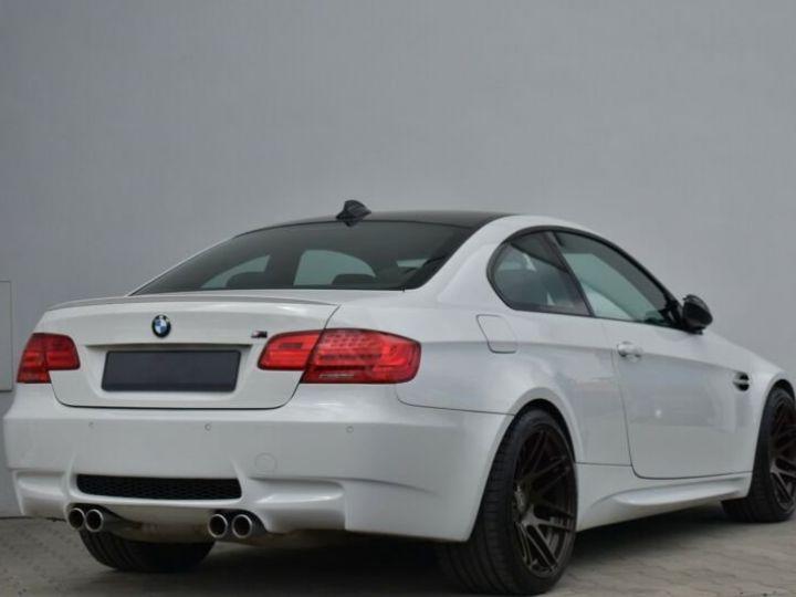 BMW M3 BLANC - 4