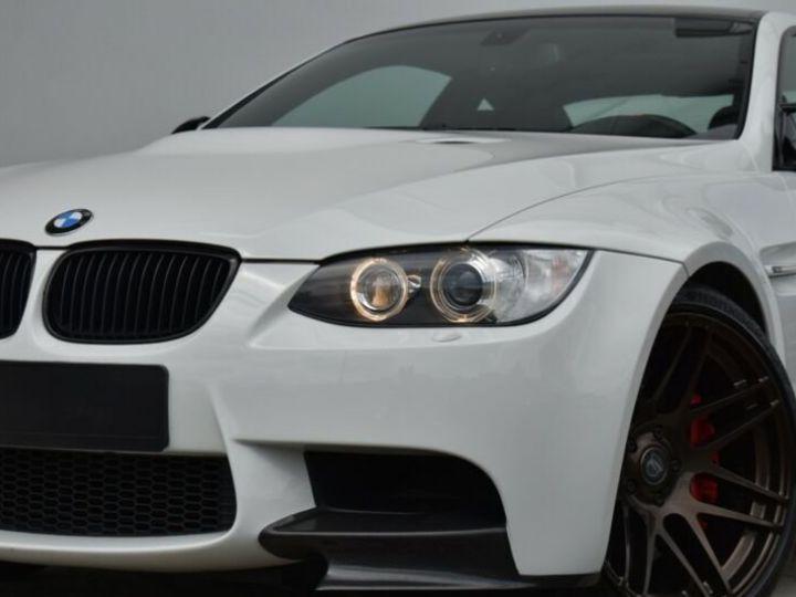BMW M3 BLANC - 8