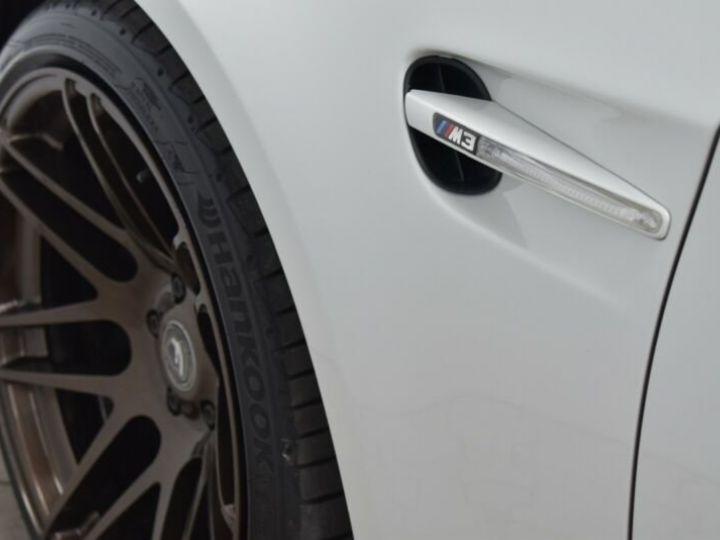 BMW M3 BLANC - 10