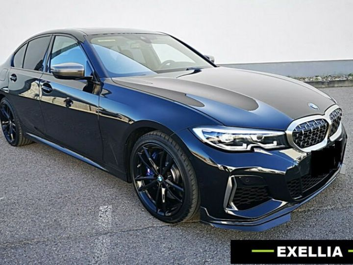 BMW M3 340i xDrive PERFORMANCE NOIR PEINTURE METALISE  Occasion - 1
