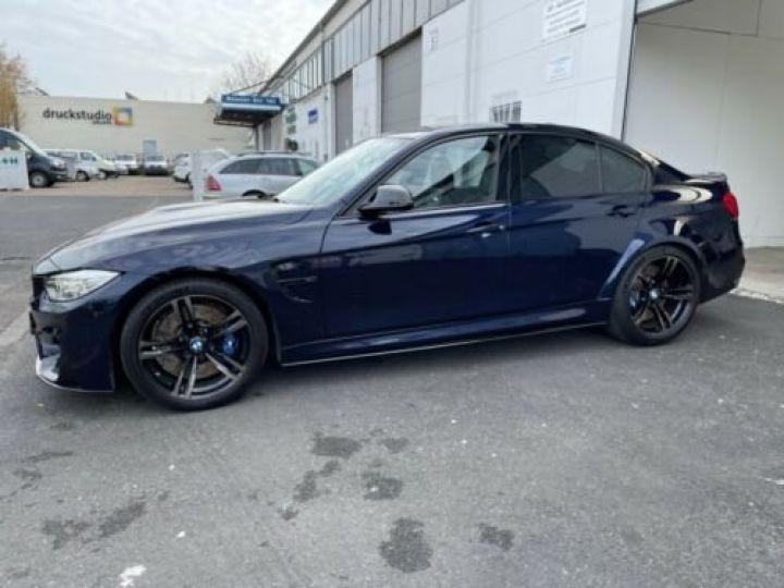 BMW M3 BMW M3 CARBON 431ch  Bleu - 3