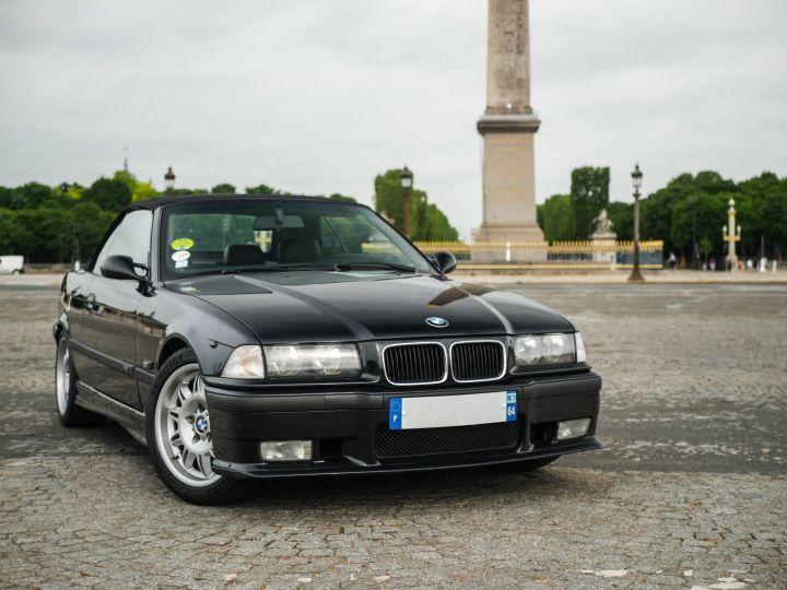 BMW M3 BMW M3 E36 3.2 L Cabriolet Noir - 1