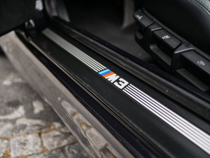 BMW M3 BMW M3 E36 3.2 L Cabriolet Noir - 9