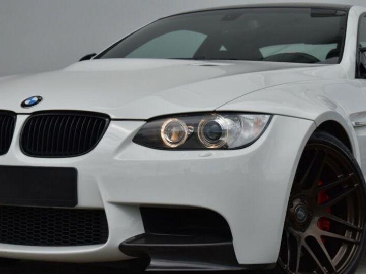 BMW M3 # Coupé DKG Carbon,1ere Main Blanc - 1