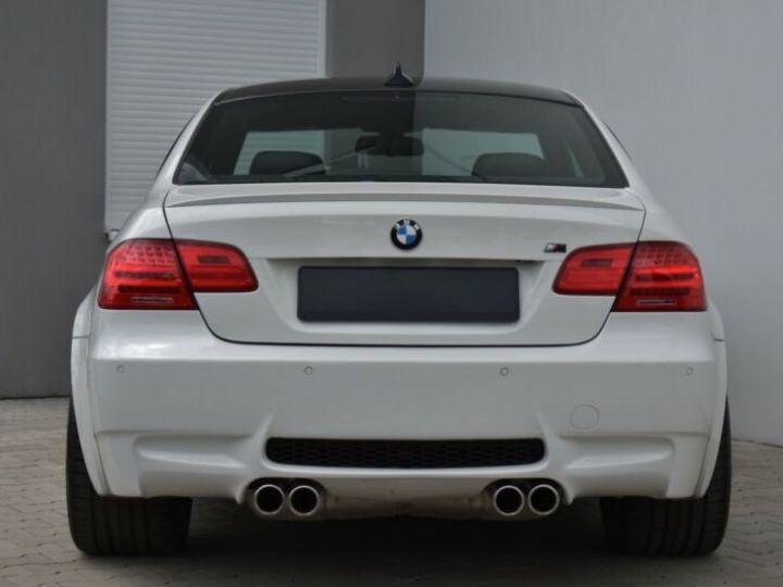 BMW M3 # Coupé DKG Carbon,1ere Main Blanc - 5