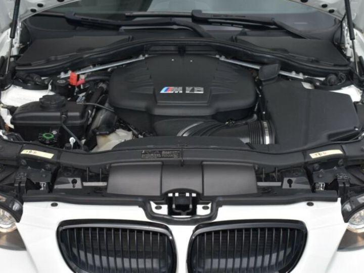 BMW M3 # Coupé DKG Carbon,1ere Main Blanc - 7