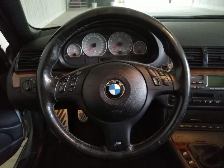 BMW M3 E46 CABRIOLET 343 CV BV6 Gris - 6