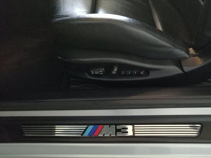 BMW M3 E46 CABRIOLET 343 CV BV6 Gris - 11