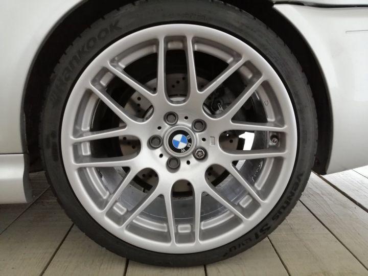 BMW M3 E46 CABRIOLET 343 CV BV6 Gris - 19