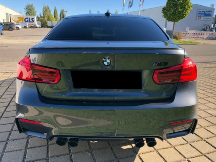 BMW M3 F80 3.0 450CH PACK COMPETITION M DKG GRIS Occasion - 5