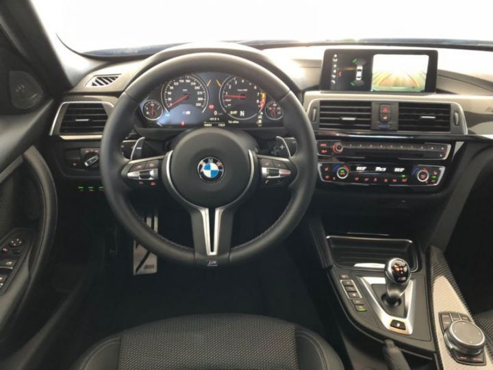 BMW M3 F80 3.0 450CH PACK COMPETITION M DKG GRIS Occasion - 9