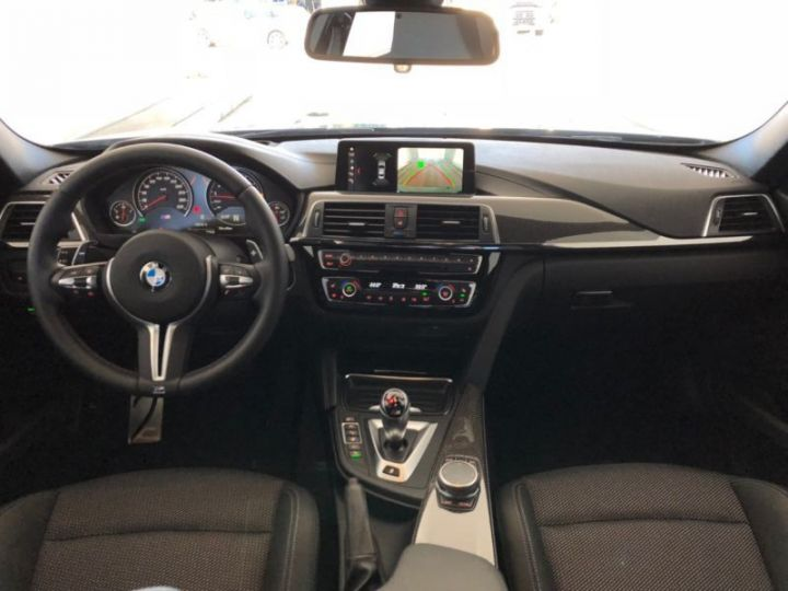 BMW M3 F80 3.0 450CH PACK COMPETITION M DKG GRIS Occasion - 10