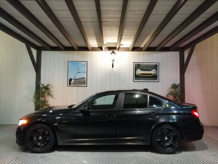 BMW M3 F80 431 CV DKG7 Noir - 1