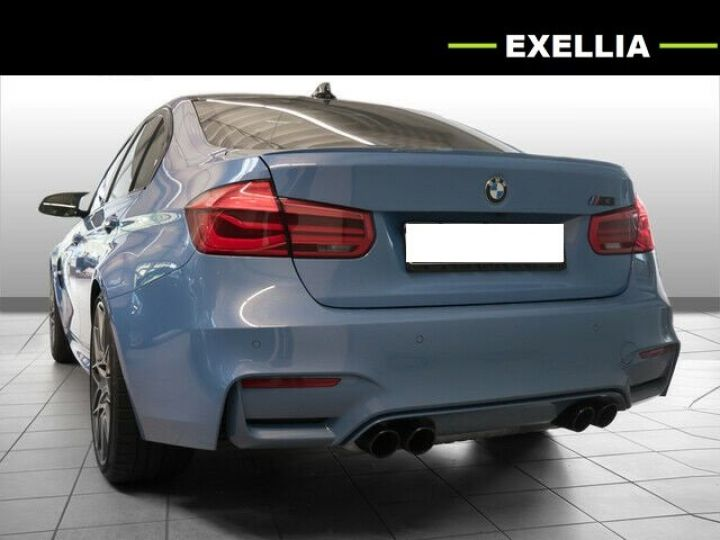 BMW M3 PACK COMPETITION DKG7 BLEU marina Occasion - 3