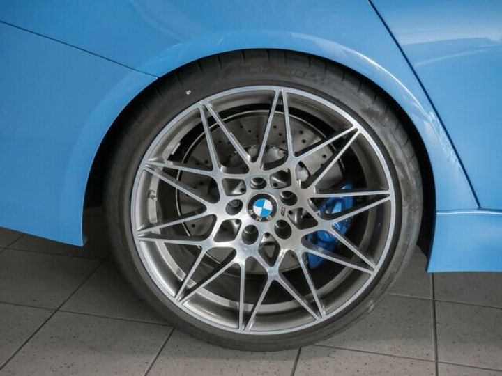 BMW M3 PACK COMPETITION DKG7 BLEU marina Occasion - 7