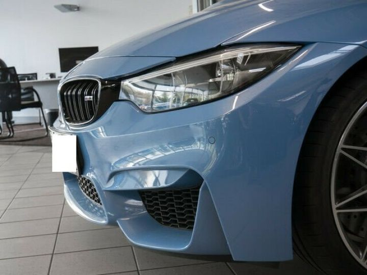 BMW M3 PACK COMPETITION DKG7 BLEU marina Occasion - 11
