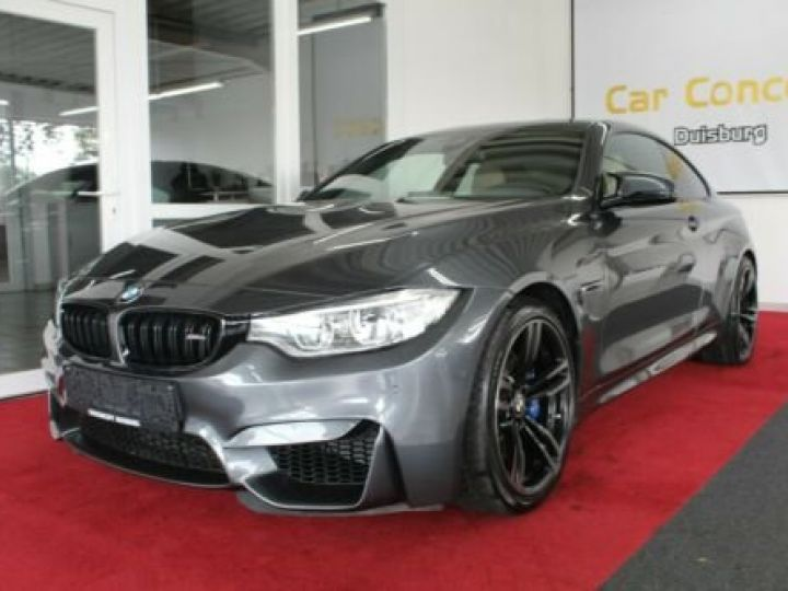 BMW M4 Gris métallisée  - 1