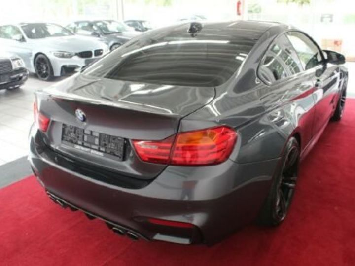 BMW M4 Gris métallisée  - 6
