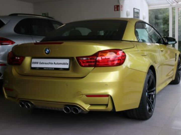 BMW M4 Moutarde  - 5
