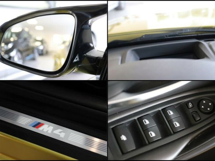 BMW M4 Moutarde  - 14