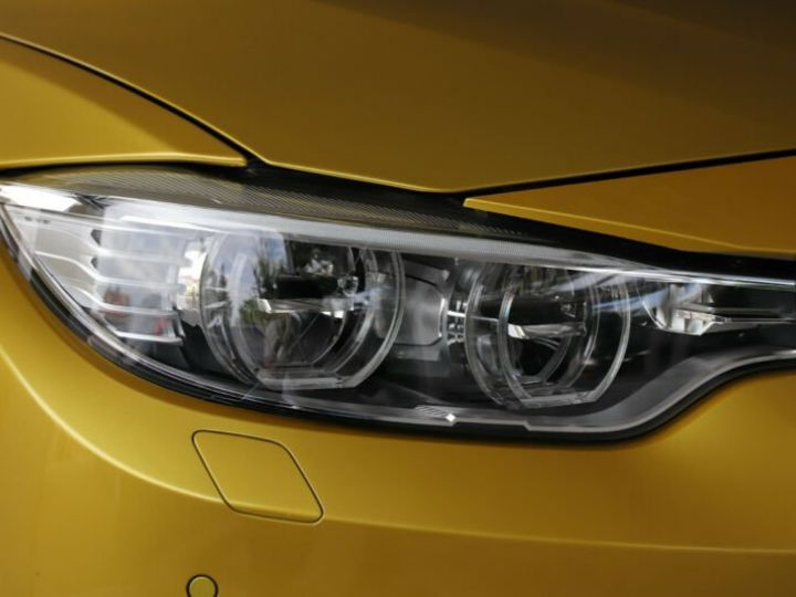 BMW M4 Moutarde  - 18