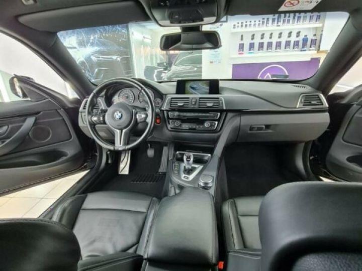BMW M4 431 ch M DKG7 / BLUETOOTH / GPS / PHARE LED / GARANTIE 12 MOIS Noir métallisée  - 6