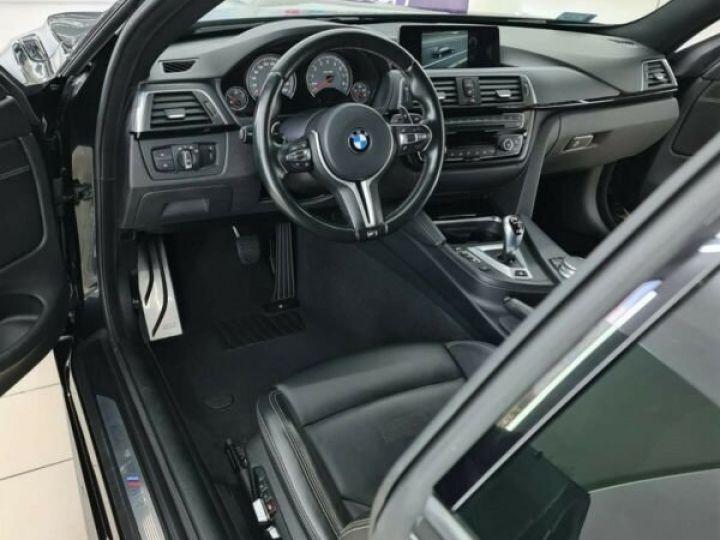 BMW M4 431 ch M DKG7 / BLUETOOTH / GPS / PHARE LED / GARANTIE 12 MOIS Noir métallisée  - 7