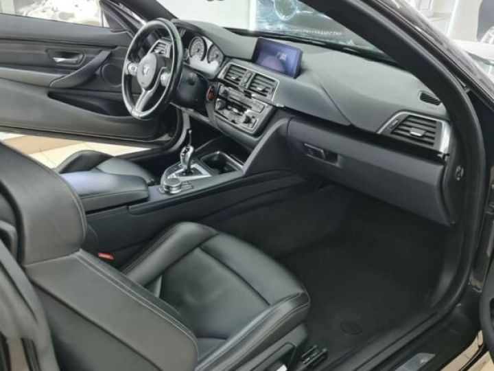 BMW M4 431 ch M DKG7 / BLUETOOTH / GPS / PHARE LED / GARANTIE 12 MOIS Noir métallisée  - 8