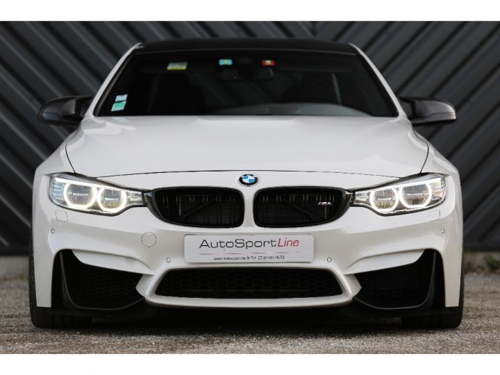 BMW M4 431 cv OZ BLANC - 2