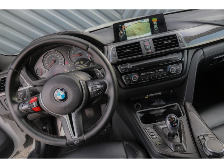 BMW M4 431 cv OZ BLANC - 8