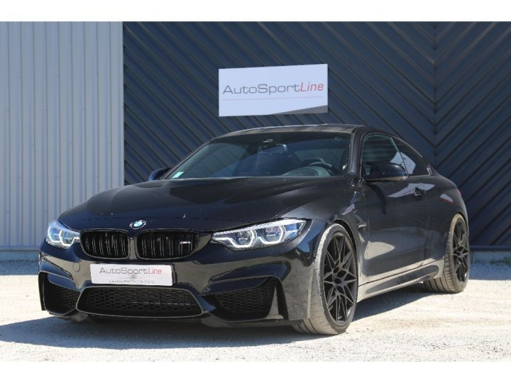 BMW M4 450 ch DKG7 Pack Competition NOIR - 1