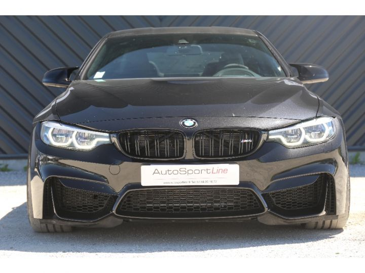 BMW M4 450 ch DKG7 Pack Competition NOIR - 2