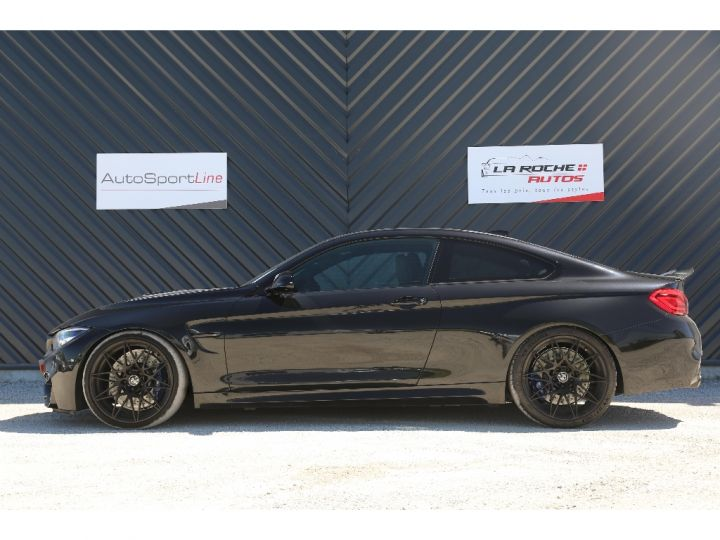 BMW M4 450 ch DKG7 Pack Competition NOIR - 3