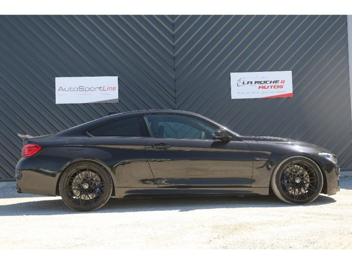 BMW M4 450 ch DKG7 Pack Competition NOIR - 4