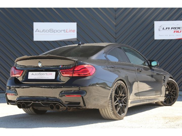 BMW M4 450 ch DKG7 Pack Competition NOIR - 5