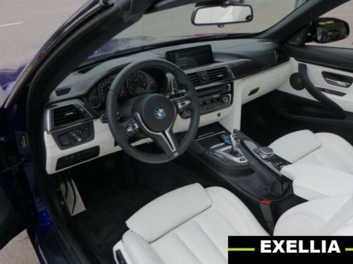 BMW M4 Cabrio Compétition  BLEU PEINTURE METALISE Occasion - 3