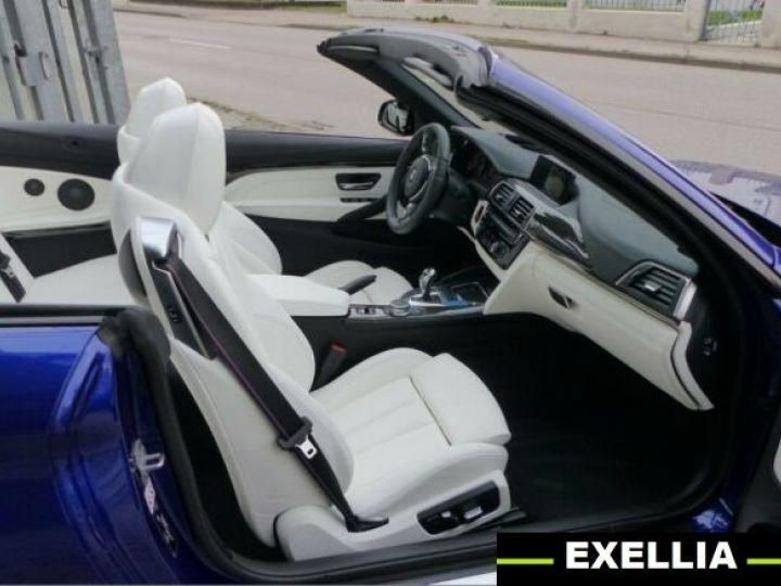 BMW M4 Cabrio Compétition  BLEU PEINTURE METALISE Occasion - 4