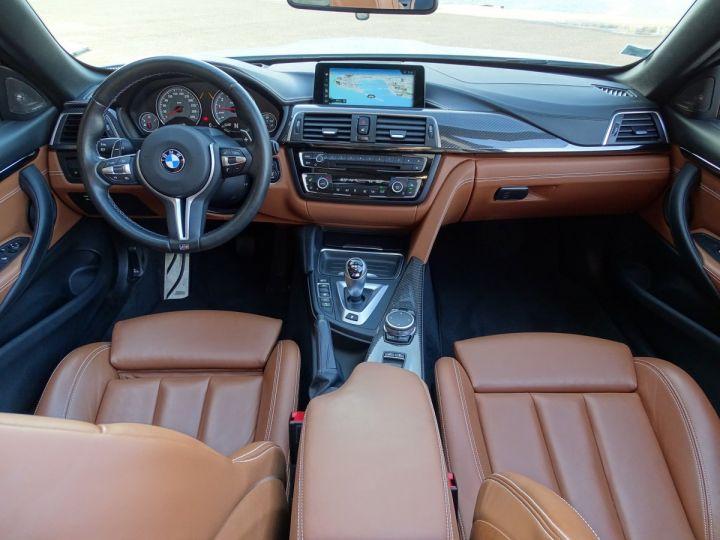 BMW M4 CABRIOLET DKG  431 CV - MONACO Mineralweiss metal - 7