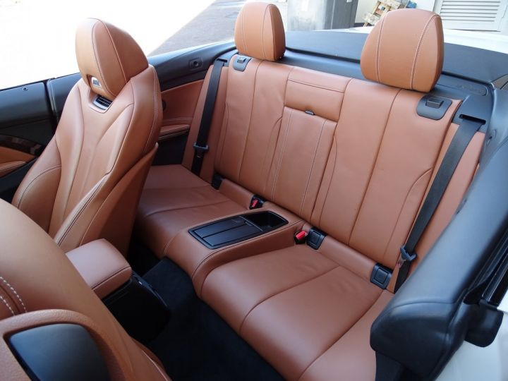 BMW M4 CABRIOLET DKG  431 CV - MONACO Mineralweiss metal - 8
