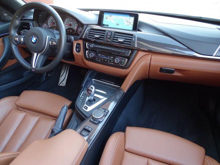 BMW M4 CABRIOLET DKG  431 CV - MONACO Mineralweiss metal - 9