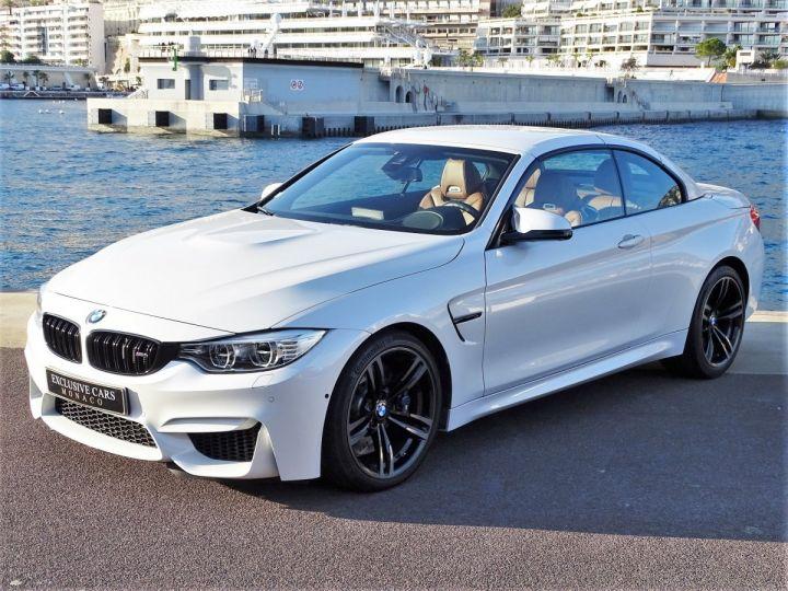 BMW M4 CABRIOLET DKG  431 CV - MONACO Mineralweiss metal - 11