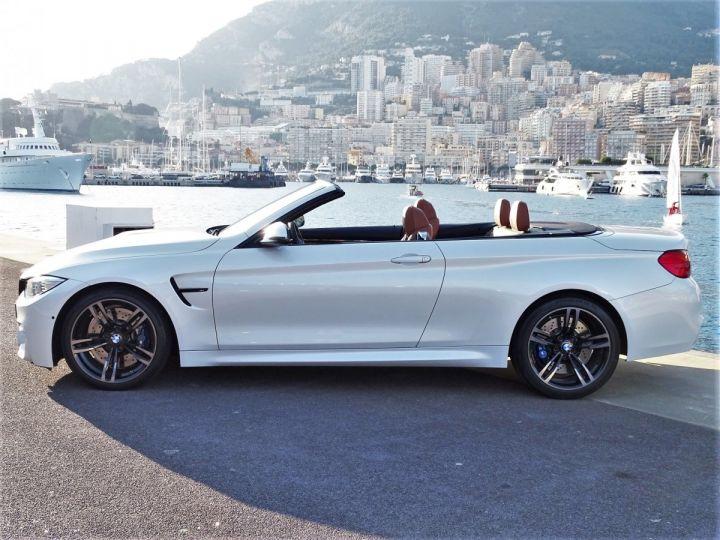 BMW M4 CABRIOLET DKG  431 CV - MONACO Mineralweiss metal - 13