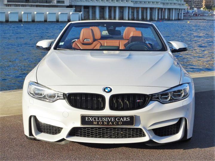 BMW M4 CABRIOLET DKG  431 CV - MONACO Mineralweiss metal - 14